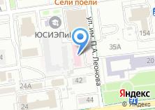 Компания «Консультативно-диагностический центр г. Южно-Сахалинска» на карте