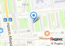 Компания «Сахприбор» на карте