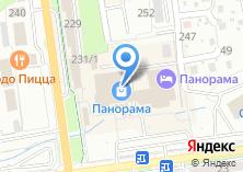 Компания «Новый уровень» на карте