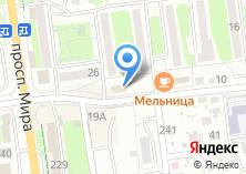 Компания «ЛинзОчки» на карте