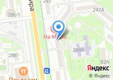 Компания «Видо» на карте