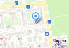 Компания «Аполлония» на карте