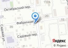 Компания «Банка» на карте