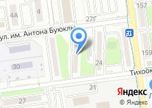 Компания «СпецМонтаж-ДВ» на карте