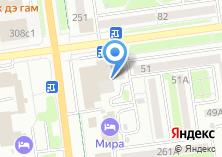 Компания «Style» на карте