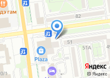 Компания «Цветочный киоск» на карте