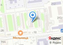 Компания «Адвокатский кабинет Соломонюка А.Ю.» на карте