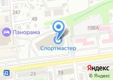 Компания «SakhRose» на карте