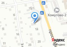 Компания «КЕНКО торговая компания» на карте