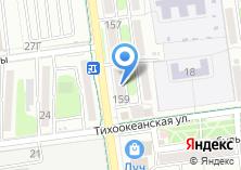 Компания «Визирь» на карте