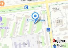 Компания «Позитифф компани» на карте