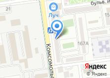 Компания «NiKiTa» на карте