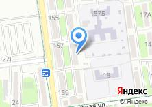 Компания «Аквилон-Сахалин» на карте