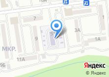 Компания «Детский сад №12 Лесная Сказка» на карте