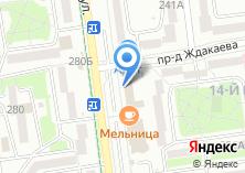 Компания «Заречное» на карте
