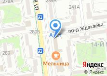 Компания «Илонка» на карте