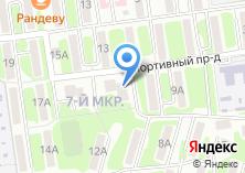 Компания «ЖЭУ-1» на карте