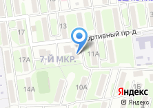 Компания «СТАБУС» на карте