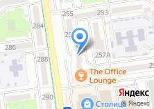 Компания «Весёлая продлёнка» на карте