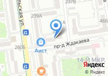Компания «Золотая рыбка» на карте