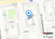 Компания «Пицца хаус» на карте