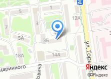 Компания «Горького 14Б» на карте