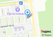 Компания «Теплоком» на карте