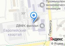 Компания «Общежитие Сахалинский колледж бизнеса и информатики» на карте