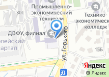 Компания «ДФУ Дальневосточный федеральный университет» на карте