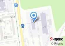 Компания «Автопонарама» на карте