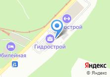 Компания «Гидрострой-тур» на карте