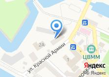 Компания «Госакваспас» на карте