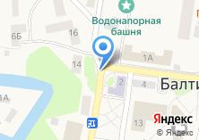 Компания «Бобруйскмебель» на карте