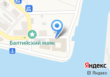 Компания «Золотой Якорь» на карте