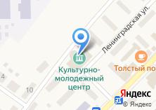 Компания «Кафе на Ленинградской» на карте