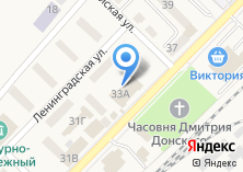 Компания «Рейтинг-сервис» на карте