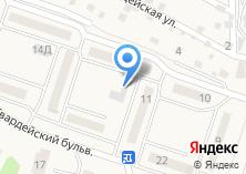 Компания «Флагман» на карте
