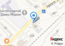 Компания «Бальга» на карте