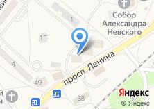 Компания «Сохо» на карте