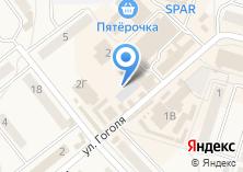 Компания «Гидротекс» на карте