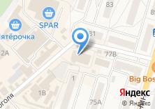 Компания «Мастерская по изготовлению ключей на проспекте Ленина» на карте