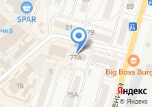 Компания «Гаджет сервис» на карте