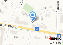 Компания «Строящийся жилой дом по ул. Калининградский проспект» на карте