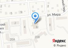 Компания «Отдел полиции по Светловскому городскому округу» на карте