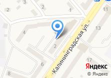 Компания «Циммербуде» на карте