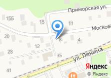 Компания «Навигатор на Московской» на карте