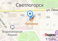 Компания «Пари-тур» на карте