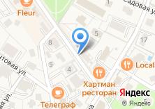 Компания «Кукси» на карте