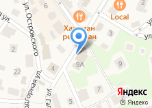 Компания «Тюлевый салон на ул. Гагарина» на карте