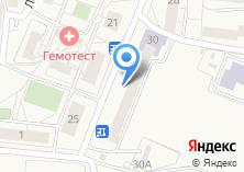Компания «ДЮСШ» на карте